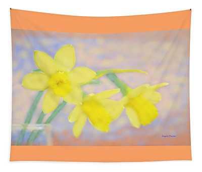 Daffodil Dawn Tapestry