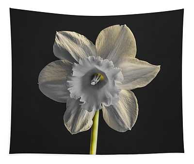 Daffodil Selective Green Tapestry