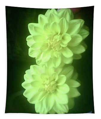 Dahlias  Tapestry