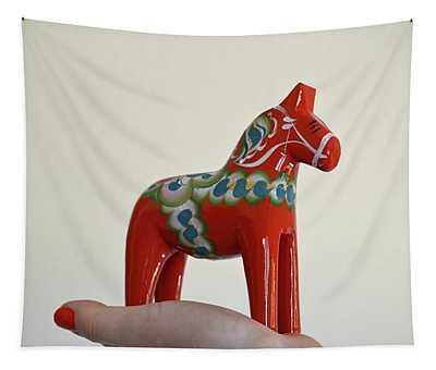 Dala Horse Tapestry