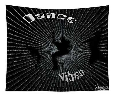 Dance Vibes Tapestry