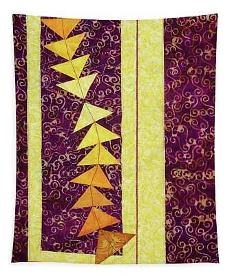 Dancing Geese Tapestry
