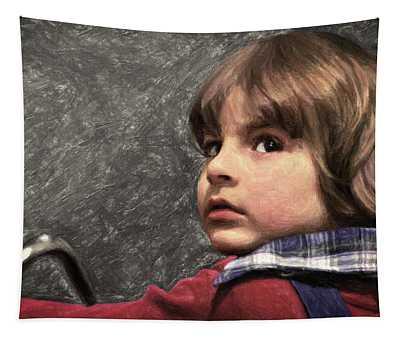 Danny Torrance Tapestry
