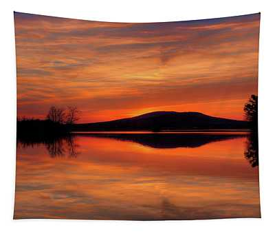 Dan's Sunset Tapestry