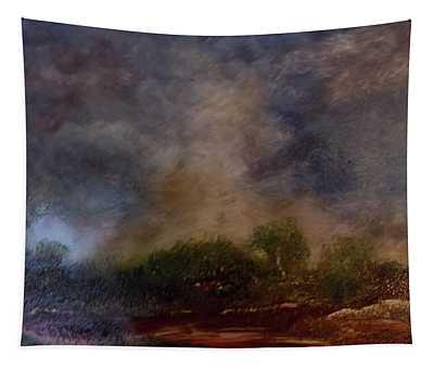 Dark Afternoon Tapestry