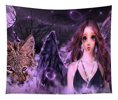 Dark Angel Tapestry