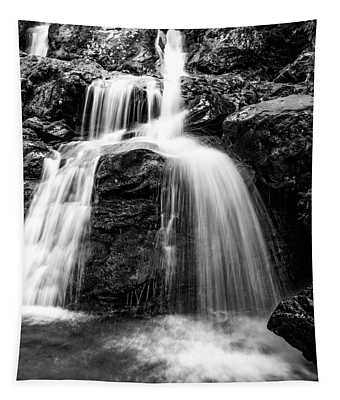 Dark Hollow Falls II Tapestry