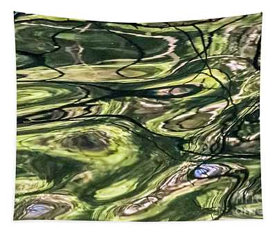 Dark Reflections Tapestry