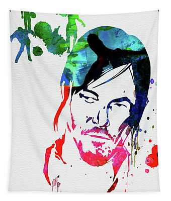 Daryl Watercolor Tapestry