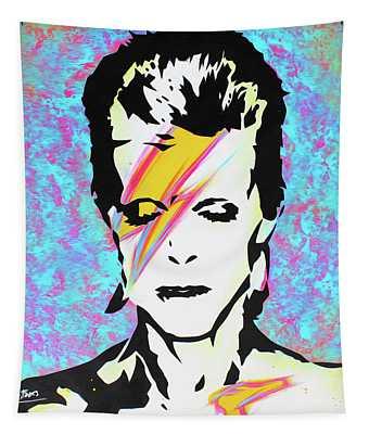 David Bowie - Aladdin Sane Tapestry