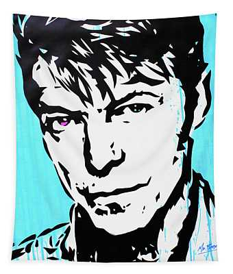 David Bowie - Black Tie White Noise Tapestry