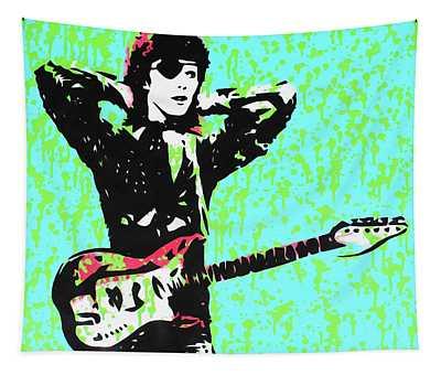 David Bowie - Halloween Jack Tapestry