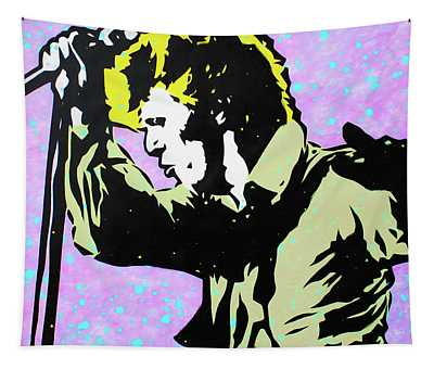 David Bowie - Let's Dance Tapestry