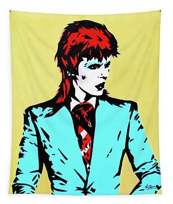David Bowie - Life On Mars Tapestry