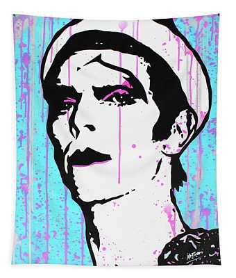 David Bowie - Pierrot Tapestry
