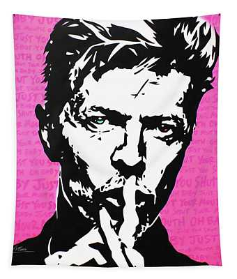 David Bowie - Shh Tapestry