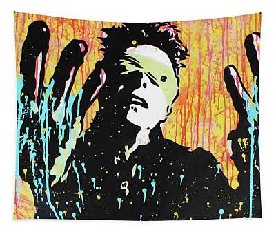 David Bowie - The Blind Prophet Tapestry