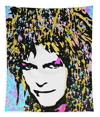 David Bowie - The Goblin King Tapestry