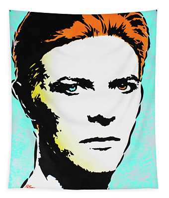 David Bowie - The Man Who Fell To Earth Tapestry