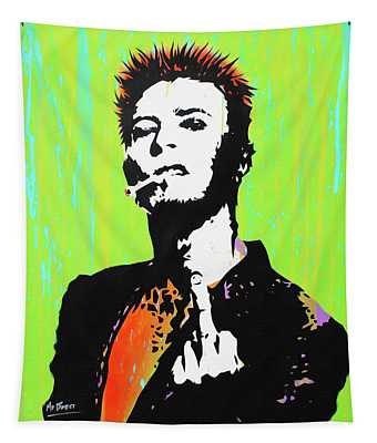 David Bowie - The Outsider Tapestry