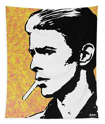David Bowie - The Thin White Duke Tapestry