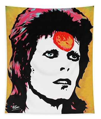David Bowie - Ziggy Stardust Tapestry