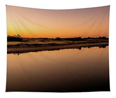 Dawn Light, Ogunquit River Tapestry