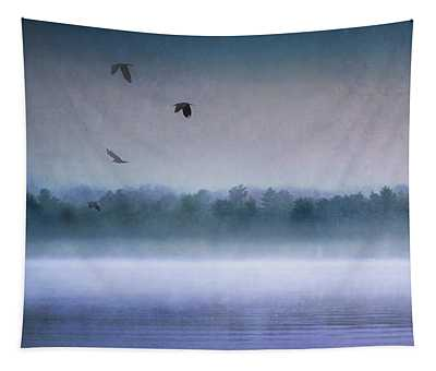 Dawn Of The Fog Tapestry