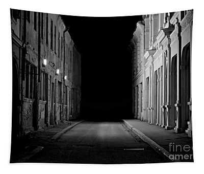 Deadend Alley Tapestry