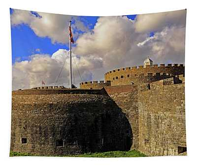 Deal Castle  Tapestry