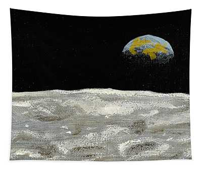 Death By Starlight Tapestry