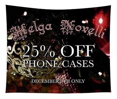 December Offer Phone Covers Tapestry