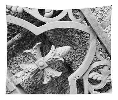 Decorative Ironwork II Tapestry