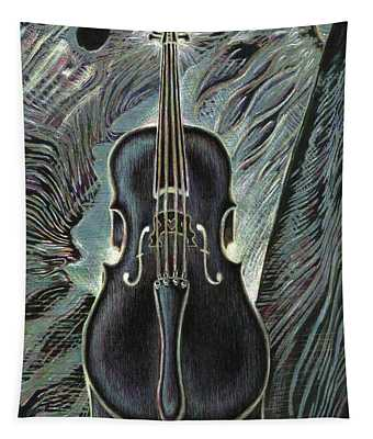 Deep Cello Tapestry