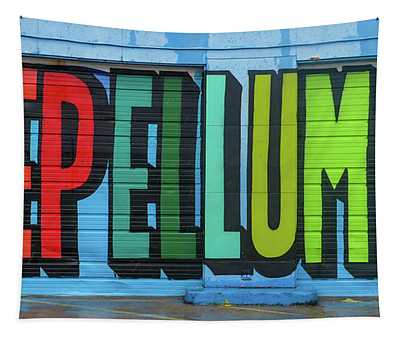 Deep Ellum Wall Art Tapestry