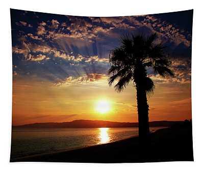 Deep Serene  Tapestry
