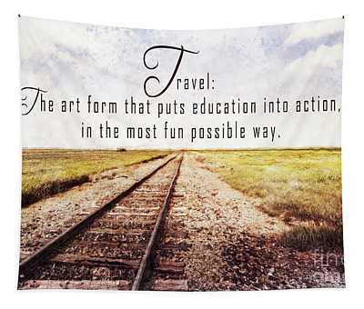 Define Travel 1 Tapestry