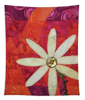 Delightful Daisy Tapestry