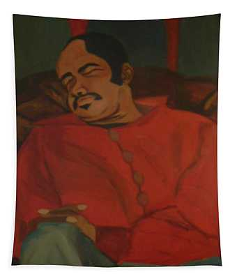 Delorys' Dad Tapestry