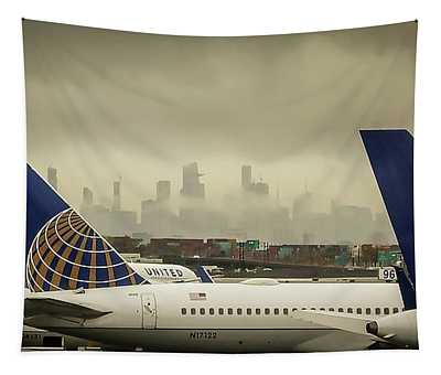 United Tails Tapestry