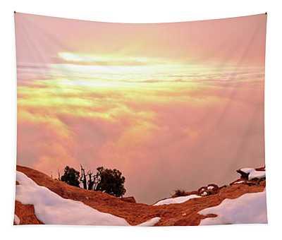 Desert Winter Tapestry