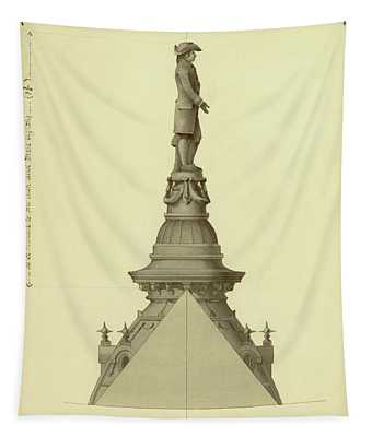 Design For City Hall Tower Tapestry