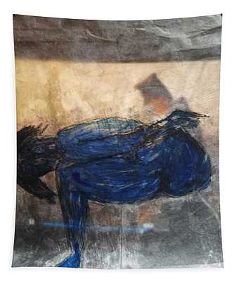 Desire By Nietzsche Tapestry