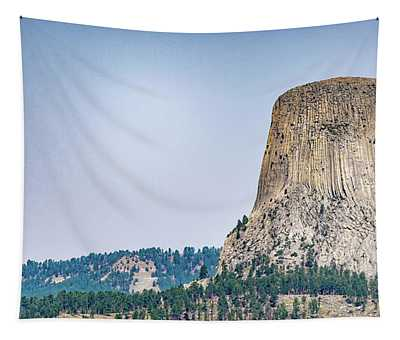 Devils Tower Tapestry