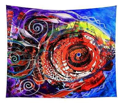 Diabla Grande Tapestry