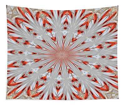Digitalized Cardinal Tapestry