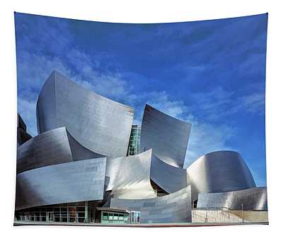 Disney Concert Hall Tapestry
