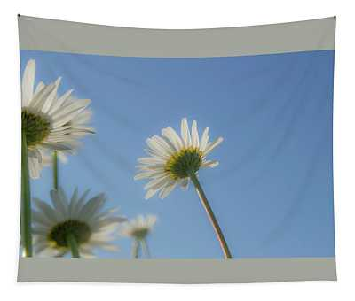 Distracted Daisies Tapestry