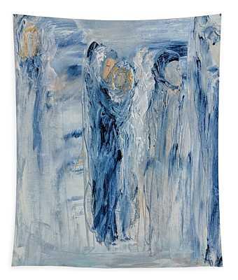Divine Angels Tapestry