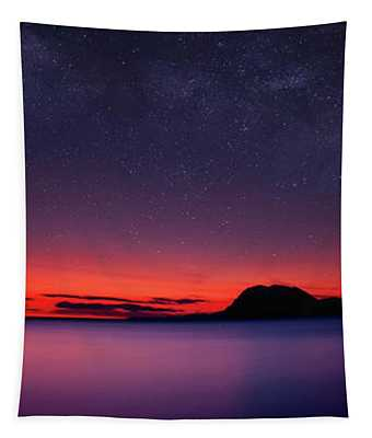 Divine Colors Tapestry